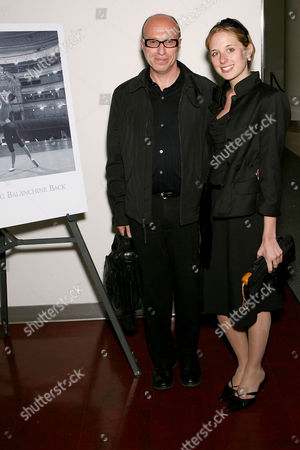 Stock Photo of Mark Urman and Cleo Davis Urman