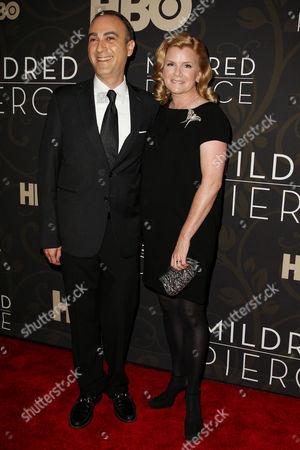 Editorial picture of 'Mildred Pierce' TV Mini-Series Premiere, New York, America - 21 Mar 2011