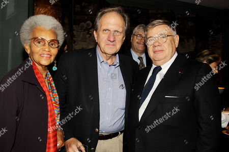 June Terry, Bill Blakemore and Jean-Yves Ollivier