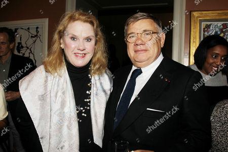 Celia Weston and Jean-Yves Ollivier