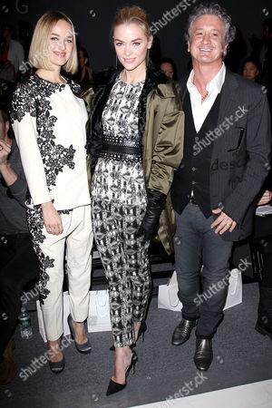 Editorial image of Lela Rose show, Fall 2013 Mercedes-Benz Fashion Week, New York, America - 10 Feb 2013