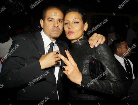 One9 (Producer/Director) and Martha Diaz (Assoc. Producer)