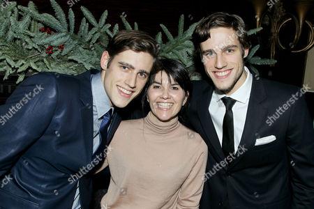 Zac Stenmark, Maria Belon, Jordan Stenmark