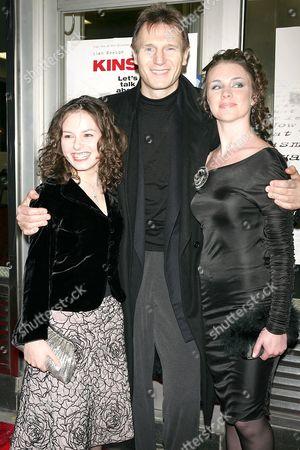 Editorial photo of 'KINSEY' FILM PREMIERE, NEW YORK, AMERICA - 10 NOV 2004