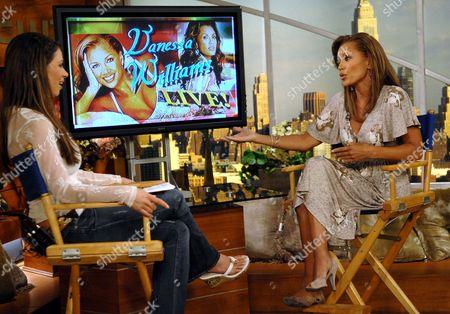 Jill Nicolini and Vanessa Williams