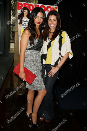 Camila Alves and Cindy Barshop