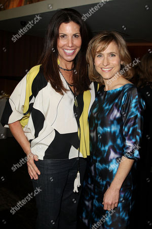 Cindy Barshop and Jill Herzig (REDBOOK Editor-in-chief)