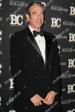 Editorial picture of Broadcasting and Cable Hall of Fame Awards, New York, America - 28 Oct 2013