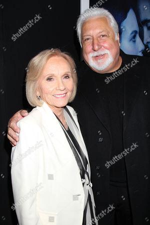 Eva Marie Saint and Michael Tadross