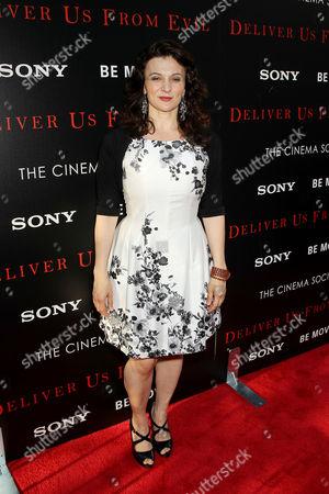 Editorial photo of Cinema Society 'Deliver Us From Evil' film screening, New York, America - 24 Jun 2014