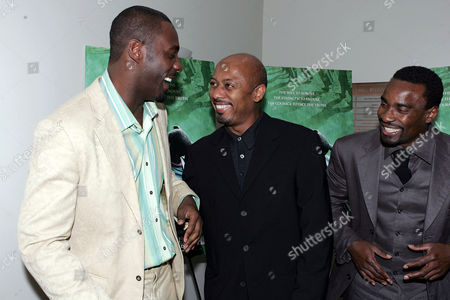 Idris Elba, Raoul Peck and Oris Erhuero