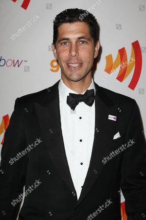 Editorial image of 22nd Annual GLAAD Media Awards, New York, America -  19 Mar 2011