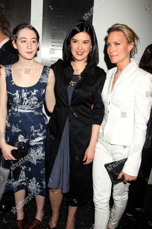 Phoebe Cates, Robin Wright with Phoebe's daughter Greta Simone K