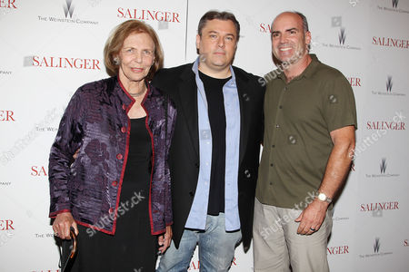Editorial picture of 'Salinger' premiere at MOMA, New York, America - 03 Sep 2013