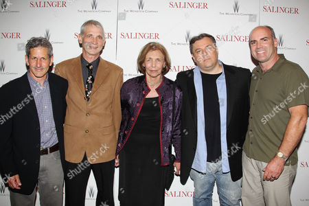 Editorial image of 'Salinger' premiere at MOMA, New York, America - 03 Sep 2013