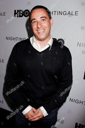 Editorial image of 'Nightingale' film screening, New York, America - 28 May 2015