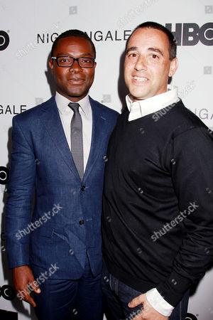 Stock Photo of David Oyelowo and Elliott Lester