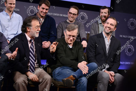 Editorial picture of An Evening with the Writers of The Late Show, The New York Comedy Festival, America - 07 Nov 2014