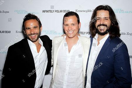 Austin Stark (Executive Producer), Benji Kohn (Producer), Tom Valerio (Ex. Producer)
