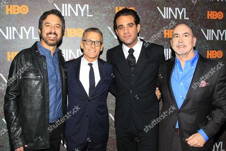 Ray Romano, Michael Lombardo, Bobby Cannavale, Terence Winter