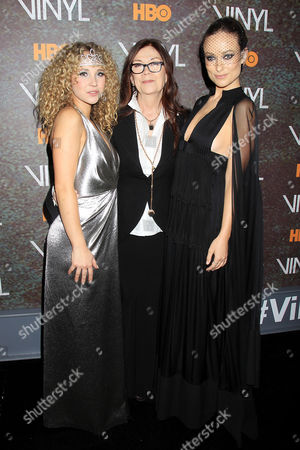 Stock Picture of Juno Temple, Victoria Pearman, Olivia Wilde