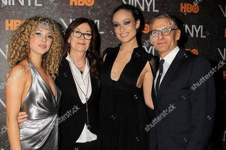 Juno Temple, Victoria Pearman, Olivia Wilde, Michael Lombardo