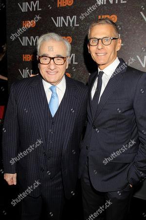 Martin Scorsese, Michael Lombardo