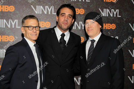 Michael Lombardo, Bobby Cannavale, Rick Yorn