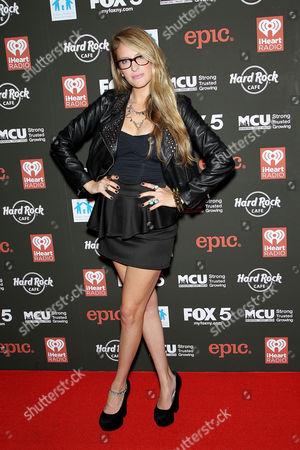 Erica America (Z100 DJ)