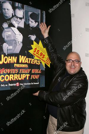 Editorial image of HERE! CHANNEL HOSTS PARTY FOR 'JOHN WATERS PRESENTS MOVIES THAT WILL CORRUPT YOU' AT HAPPY VALLEY, NEW YORK, AMERICA - 31 JAN 2006
