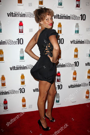 Editorial image of Launch Party for Vitaminwater10 at 626 Broadway, New York, America - 02 Apr 2009