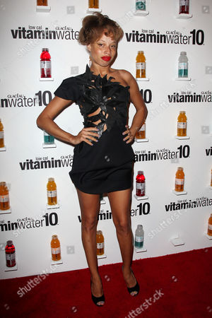 Editorial picture of Launch Party for Vitaminwater10 at 626 Broadway, New York, America - 02 Apr 2009
