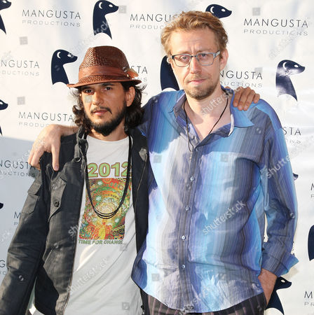 Joao Amorim (Director) and Daniel Pinchbeck