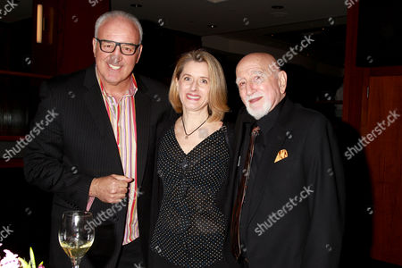 Gerry Cooney, Jennifer Cooney and Dominic Chianese