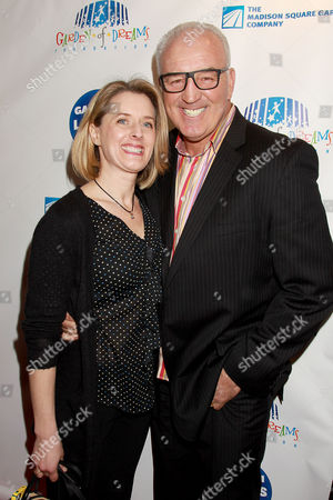 Jennifer Cooney and Gerry Cooney