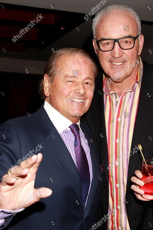 Rod Gilbert and Gerry Cooney