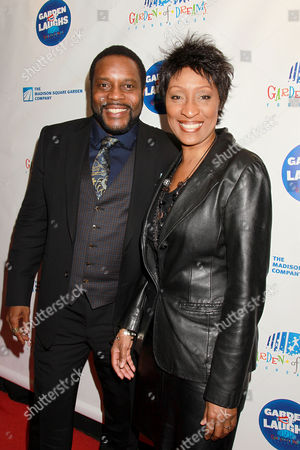 Chad Coleman with Guest