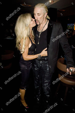 Dee Snider and wife Suzette Snider