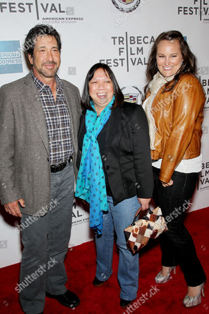 Editorial image of 'Don't Stop Believin': Everyman's Journey' Film Premiere at the Tribeca Film Festival, New York, America - 19 Apr 2012
