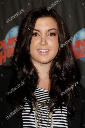 Stock Image of Ashley Holmes