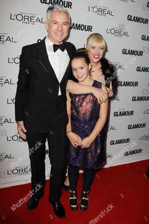 Editorial picture of Glamour Women of the Year Awards, New York, America - 11 Nov 2013