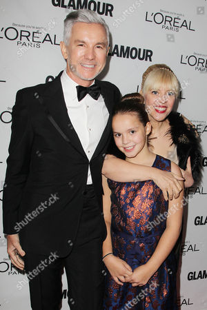 Editorial image of Glamour Women of the Year Awards, New York, America - 11 Nov 2013