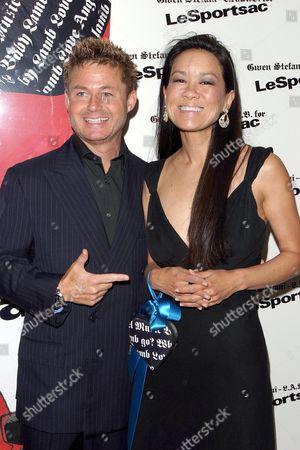 Helen Schifter and husband, Timothy Schifter