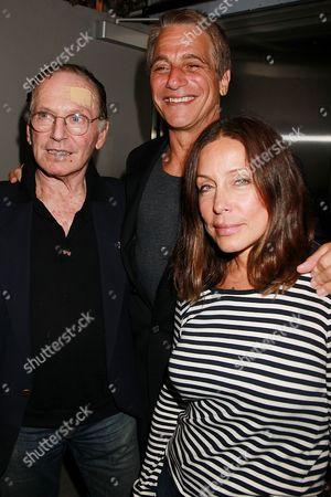 Paul Herman, Tony Danza and Guest