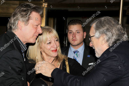 Chris Cooper, Marianne Leone, Robert De Niro