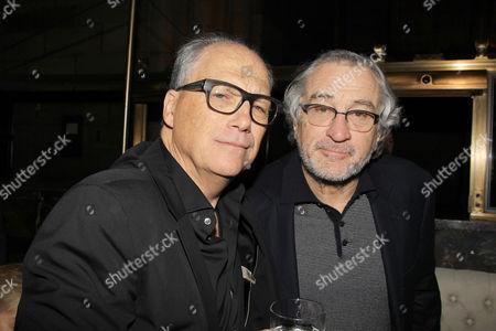 Jerry Inzerillo, Robert De Niro