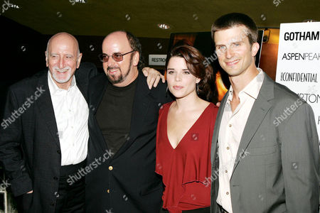 Dominic Chianese,Director James Toback,Neve Campbell with Fred Weller
