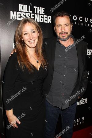 Michael Cuesta and Jacqueline Cuesta