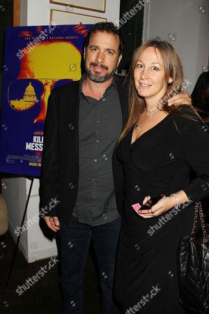 Michael Cuesta and Jackie Cuesta