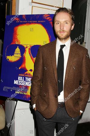 Editorial photo of 'Kill The Messenger' film premiere, New York, America - 09 Oct 2014